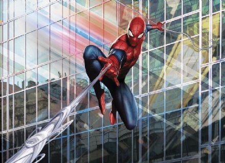 Spider-man Rush wall mural wallpaper